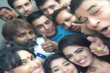 What is Vivian Dsena and team so happy about..??