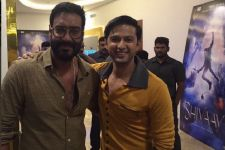 Shivaay is something that has never been seen before in an Indian Film - Vatsal Sheth.