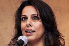 Pooja Bedi in a new avatar!
