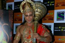 Look who is the fitness inspiration on 'Sankat Mochan Mahabali Hanumaan'!