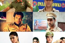 #IndependenceDay:Actors who simply rock the Official Uniform!