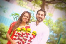 Megha Gupta and Siddhant Karnick Hitched!!