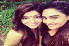 When Krystle Dsouza SURPRISED Rubina Dilaik..!