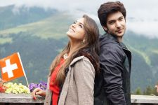When Shivin Narang and Asmita Sood painted Switzerland red!