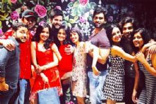 Barun Sobti's birthday turns into a full blown REUNION!