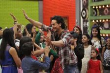 I am a very big fan of The Voice India Kids : Tiger Shroff