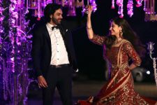 Hunar Hale and Mayank Gandhi HITCHED!