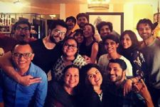 Look what are Barun, Mohit and  Sanaya celebrating?