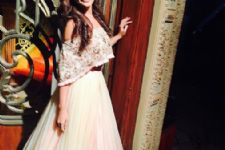 Surbhi Jyoti in love with her bridal look for 'Ishqbaaaz