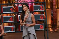 Katrina Kaif finds a new job on Comedy Nights Bachao