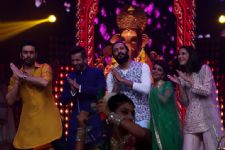 &TVs The Voice India Kids kickstart the LIVE round with the blessings of Lord Ganesha!
