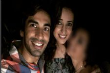 Who is this SPECIAL FRIEND that Mohit and Sanaya are wishing?