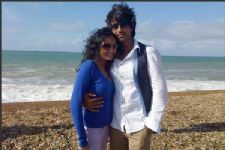 Check Out: Ashish Sharma holidaying on the beaches of Goa