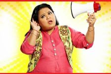 Bharti Singh happy with positive response