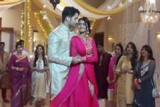 Major Drama to galore amidst Dev-Sonakshi's SANGEET in Kuch Rang Pyar Ke!