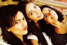 The trio of Asha Negi, Surbhi Jyoti and Ridhi Dogra will give you FRIENDSHIP GOALS..