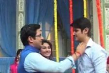CheckItOut: Naksh and Naitik's Mahamilan in Star Plus' Yeh Rishta Kya Kehlata Hai!