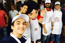 Dancing reality show's WINNER Faisal Khan takes a new initiative!