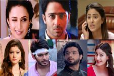 When these TV actors EXPRESSED it all with their EYES!