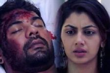 What! Abhi gets Shot in Kumkum Bhagya!