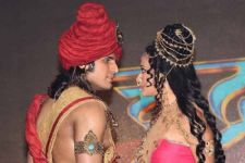 Rajat Tokas goes the extra mile for his show Chandra Nandini!