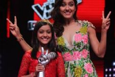 Nishtha Sharma wins &TV's The Voice India Kids Season 1!