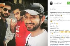 Ishqbaaaz actors' off-screen 'Bromance'!
