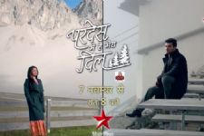 Check out this brand new promo of Arjun-Drashti starrer Pardes Mein Hai Mera Dil!