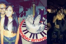 This is how Rithvik Dhanjani celebrated his 28th birthday!