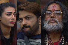 Bani, Swami and Manu fight it out for the first 'CAPTAINCY!' task!