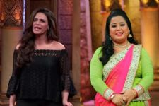 After the Krushna-John fiasco, the REPLACEMENT saga continues on 'Comedy Nights Bachao'..!