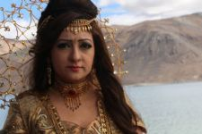 Juhi Parmar Shroff shot in extreme weather conditions!