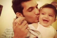 Arjun Bijlani wants his son to choose his own career.