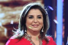 Every show is a responsibility for me: Farah Khan