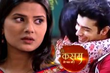 Kasam: Tanuja miffed over Rishi 'KISSING' Malika!