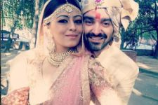 #CheckOut: Wedding pictures of newly married Deeya Chopra and Ritchie Mehta
