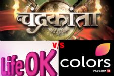 Life Ok and Colors come at LOGGERHEADS with a RACE for a show!