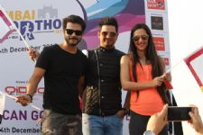 Television Superstars come together for Mumbai's largest Juniorthon!