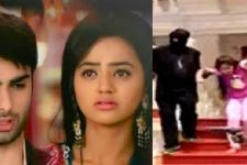 Swara and Sanskaar to rob a bank in Swaragini!