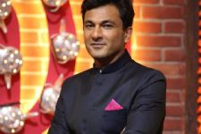 Chef Vikas Khanna is acrophobic!!