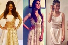 #Stylebuzz: Looks you can steal from Jennifer Winget for your friend's wedding functions!!