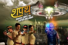 'Shapath: Supercops Vs Supervillains' renamed