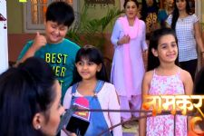 Avani to come face to face with Dayanvanti for shooting her film in Naamkarann!