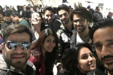 This is where Karan Patel and gang are ringing in the New Year!