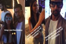WHAAT? Ravi Dubey and Nia Sharma just REUNITED..!