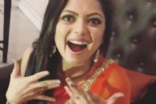 #HappyBirthdayDrashti: Here is how Drashti Dhami was SURPRISED on her Birthday..!
