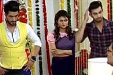 Raman threatens to kill Param in Yeh Hai Mohabbatein!