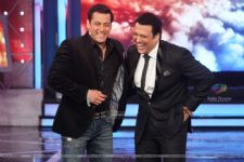 Govinda and Salman Khan back together