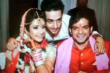 This is how Karan Patel and Ankita Bhargava's first meeting was like!