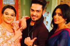 Guess who MISSES actress, Barkha Bisht Sengupta the most on the sets of 'Naamkarann'??